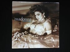 "Madonna ""Like A Virgin"" Lp Record"