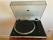 GARRARD DDQ 650 Semi-Automatic Direct-Drive Turntable Tourne-disque, platines