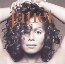 Janet Jackson : Janet. CD (1993)  DISC ONLY #53
