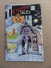 Entropy Tales 2 . Entropy Ent . 1986 - FN / VF