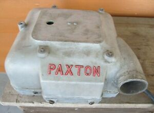 Vintage PAXTON SUPERCHARGER 4 Barrel Air Cleaner Assembly NICE Ford Studebaker?