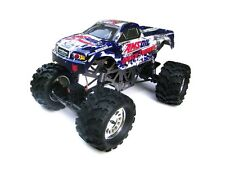 Amsoil Ground Pounder 1/10 Scale Electric Brushed Redcat Racing RC Monster Truck
