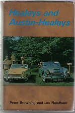 Healeys & austin-healeys da BROWNING & Needham 100 100S 100m 100/6 3000 Sprite +