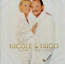 Nicole & Hugo : Muziek is ons leven (CD)