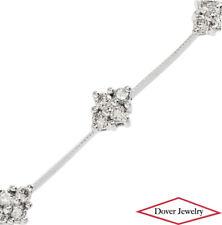 Estate Diamond 14K Gold Lovely Bracelet 5.1 Grams NR