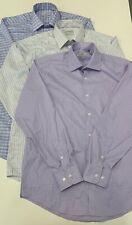3-PACK Haggar Premium Performance Classic Fit 15-15.5x34/35 Mens shirts 3 PACK