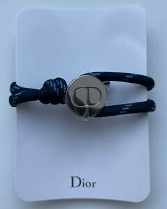 DIOR bracelet accessory LOGO DARK BLUE NEW VIP GIFT