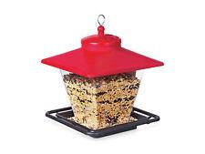 Audubon NA6228 Hopper Cafe Bird Feeder, 7 Lbs Seed Capacity