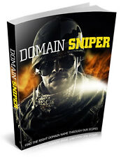 Make Easy And Fast Money Using Public Domain & The Internet. Sniper Success (CD)