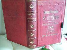 CLADEL LEON : OMPDRAILLES : LE  TOMBEAU DES LUTTEURS 1879 (EDITION ORIGINALE )