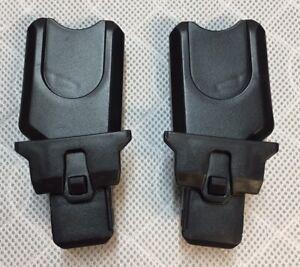 Joie Chrome DLX Car Seat Adapters for Joie i-Gemm - Cybex - Maxi Cosi