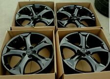 "20"" TOYOTA VENZA BLACK WHEELS RIMS 2009 CAMRY 12 13 14 15 FACTORY OEM 69558"
