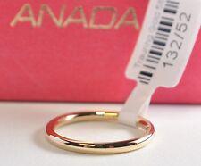 1 Trauring Ehering Hochzeitsring Gold 585 Poliert - Breite 2,5mm - Sonderangebot