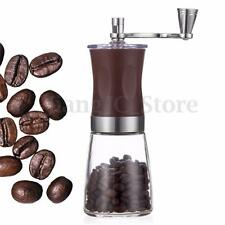 Stainless Steel Manual Coffee Bean Spice Nut Hand Grinder Mill Grinding Tool