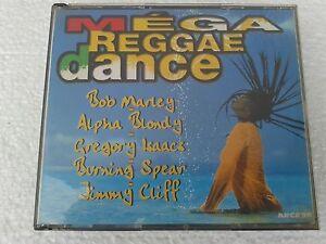 MEGA REGGAE DANCE - 4 CD Album