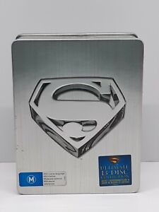 Superman: The Ultimate Collection | DVD Movie Films | 13-Disc Box Set Super Man