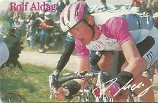 RARE / CARTE TELEPHONE - ROLF ALDAG / TOUR DE FRANCE CYCLISME VELO / PHONECARD