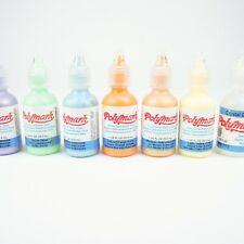 Polymark dimensional fabric paint 3d fabric paint set of 11