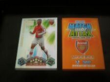 MATCH ATTAX 09 MOTM football card Andrey Arshavin Arsenal midfielder orange back