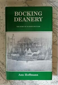 Bocking Deanery by Ann Hoffmann (Hardcover, 1976) The Old / New Deanery Essex
