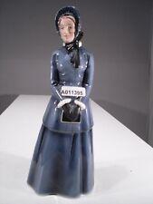 +#A011395 Goebel Archivmuster Faszination der Mode 19-013 Frau aus Heilsarmee