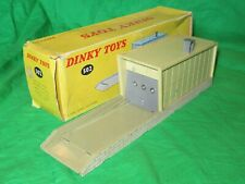 French Dinky Toys 502 Box Auto Garage good boxed