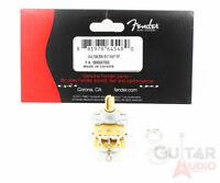 Genuine Fender Dual 500/250K Split Shaft Potentiometer/Pot - 099-0847-000