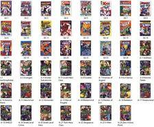 2015 Marvel 3D Insert Card Lenticular Comics Covers + Affinity Quad: You Choose!