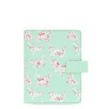 Filofax Pocket Size Butterfly Organiser Planner Notebook Diary - 022522