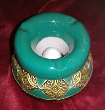 Javi Moroccan Ashtrays - Handmade Premium Quality Large Ceramic Ashtray with Lid