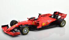 1:18 Bburago Ferrari SF90 Vettel 2019