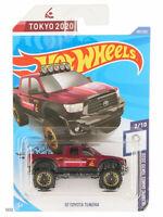 Hot Wheels TOYOTA TUNDRA 2020 Olympic Games Tokyo Car Mattel RARE Brand NEW
