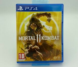 Mortal Kombat 11 Playstation 4 PS4