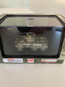 Hobbymaster M8 Light Armoured Car - 1/72 Scale - NEW