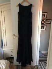 Jarlo Occasion Dress - Navy - SIze 12