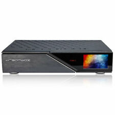 Dreambox dm920 UHD 4k 1x dvb-s2x MultiStream Dual/Twin Tuner e2 Linux PVR h.265