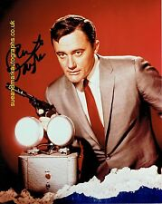 Robert Vaughn The Man from UNCLE Napoleon Solo A  Autograph UACC RD96
