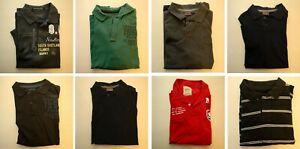 Acht Polohemden von Esprit - Größe L - Ungetragen! Poloshirts Polo Hemden