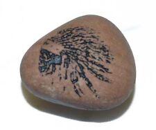 Rocknob Custom Moab Indian Chief Skull Gear Shift Knob