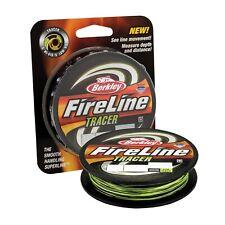 Berkley Fireline Tracer - Smoke Green - 30 lb. - 125 yards - New