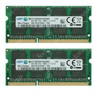 16GB KIT 2X 8GB 1600Mhz For Apple Mac mini Late 2012 A1347 MD387LL/A Memory Ram