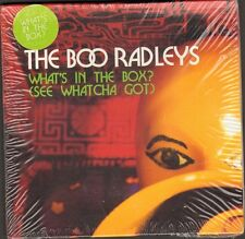 BOO RADLEYS What's In The Box CDSingle 4 tr NEW SEALED Bloke In A Dress FLAKES