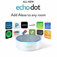 Brand New Sealed Amazon Echo Dot with alexa White 2nd generation