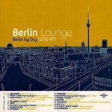BERLIN LOUNGE = Jaffa/Nor Elle/Boozoo/Timewriter/Losoul... =2CD= groovesDELUXE!