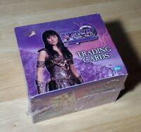 Vintage 1998 Topps Xena Warrior Princess Trading Card Booster Box 36 Packs