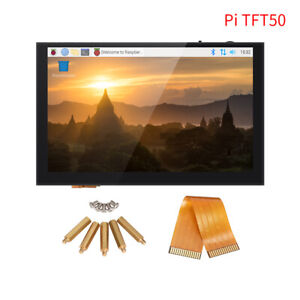 BIGTREETECH PITFT50 V2.0 Touch Screen 5 inch DSI 800x480 For Raspberry PI