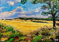ORIGINAL Landscape Painting  - British Handmade Art Original Presale