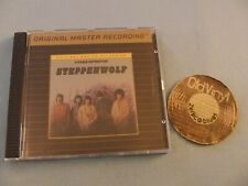 MFSL CD STEPPENWOLF Same 24KT Gols USA   NM