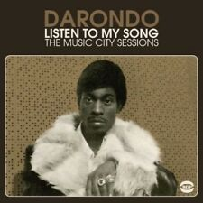 Darondo - Listen to My Song: Music City Sessions [New CD] UK - Import