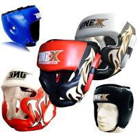 OnexGrill Head Guard Helmet Boxing Martial Arts Gear MMA Protector Kick Training